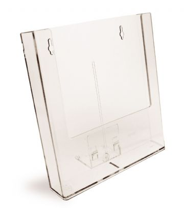 W230 | 1 Pocket A4 Portrait Leaflet Holder